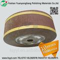 Pulgadas 8-14 abrasivo de pulido para el disco de acero inoxidable