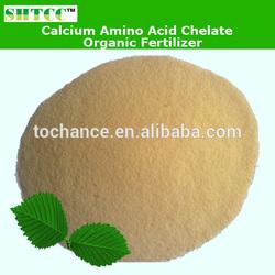 100% water soluble Calcium Amino Acid Chelate Organic Fertilizer