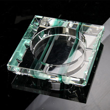 Best Quality Crystal Ashtray For Promotional Gifts MH-6120
