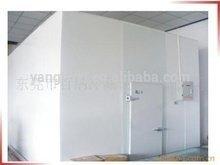 Low temperature application high speed cold storage swing door