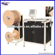 hot sales spiral book binding machine DWC520 spiral binding machinery