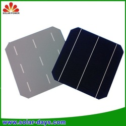 "2015 High Efficiency A grade 156mm x156mm Size 6"" Triple Junction Solar Cell"
