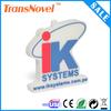 Custom shaped pvc USB with custom printing logo