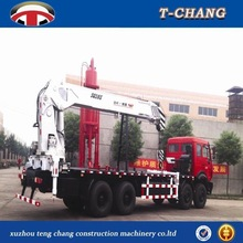 high quality SQ16SA4 small hydraulic swing telescopic crane for truck with ISO9001 certification