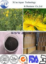Factory supply 100% Natural St.John's Wort extract hyperforin powder