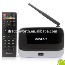 CS918 Quad Core Android 4.4 TV Box Remote Control RK3188 Cortex A9 2GB/8GB XBMC Loaded