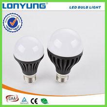 Led bulb lighting e27 9w 12w 15w fluorescent golf ball