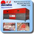 2014 mais quentes venda bonsun acrílico vácuo máquina de moldagem bs1325