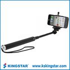 wireless bluetooth Extendable Mobile Phone Selfie stick Holder