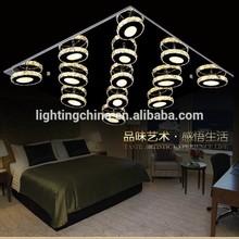 Modern Surface Mounted LED Ceiling Shower light/bathroom/living room