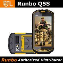 """Runbo Q5S Walkie Talkie 4.5"""" Gorilla 1GB RAM/8GB ROM 8.0MP Camera GPS Quad Core no 1 s6"""