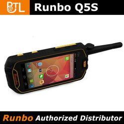 "Runbo Q5S Walkie Talkie 4.5"" Gorilla 1GB RAM/8GB ROM 8.0MP Camera GPS Quad Core cdma gsm android mobile phone"
