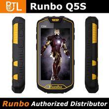 """Runbo Q5S Walkie Talkie 4.5"""" Gorilla 1GB RAM/8GB ROM 8.0MP Camera GPS Quad Core q9000"""
