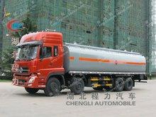 Dongfeng chemical acid ttransportation truck manufacturer