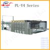 PL-Y4 Lead Edge Feed Automatic High Speed Corrugated Carton Box Flexo Printing Slotting Die Cutting Machinery
