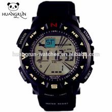 2014 Plastic strap quamer sport watch price
