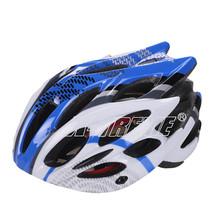 China strongest protection PP adjustor and removable brim mountain bike helmet peak