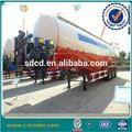 Caminhão-tanque de cimento, o cimento a granel cisterna 20000-25000l