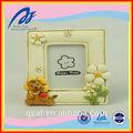 Toptan bebek fotoğraf çerçevesi, reçine reçine bebek hediye, fotoğraf dekorasyon