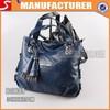Wholesale fashion polyurethane woman shopping bag