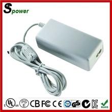 Alibaba 120W 12V 10A EU USA Adapter White Color
