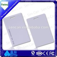 Hot!!!!2*4 A4 Tk4100 Cards Inlay Rfid Cards Id Tk4100
