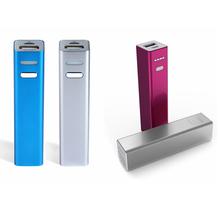 Hot selling 2600mAh perfume Mobile Power Pack