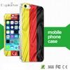 Top selling stylish plastic custom design mobile phone back cover