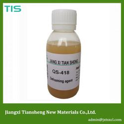 Mineral oil Defoaming Emulsion for Mastic coating Defoaming agent QS-418