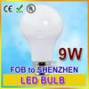 Modern Life 9w 220v led bulb supplier