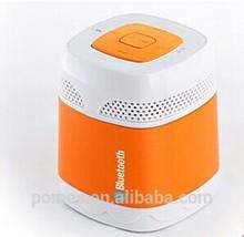 2014 newest best design wireless mini bluetooth speaker, hands-free car 3D
