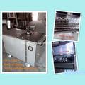 Hrx-100f de tipo manual de llenado de vela que hace la máquina para hacer taza de vela