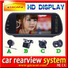 High quality low price New car monitor car rear monitor for car universal with camera