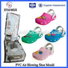 Professional Customize Crocs Shoes PVC Shoe Mold Supplier