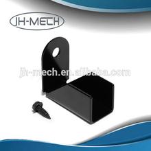 High Quality Black Powder Coated sheet metal bending product