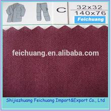china factory supply heavy weight 100% cotton denim fabric