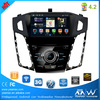 Ford Focus 2012 Car gps navigation with Android System Support OBD GPS Google play market SD HD Movie HiFi DSP