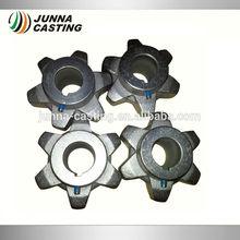 newest customized cast JIS grey cast iron casting FC350