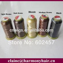 nylon silk thread for weaving/hair weaving thread/hair thread for weaving