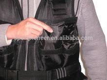 Training weight fox fur vest factory