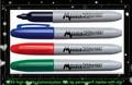 De alta- calidad de color sharpie permanente marcador de la pluma