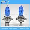 xenon auto bulbs halogen lamp HOD blue H4 12v