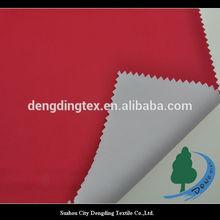100% nylon 320D milky pu coated taslan fabric for ski jackets