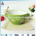 zuppa di ceramica di alta qualità anelli super bowl