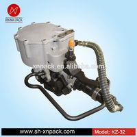 KZ-32 Pneumatic pipe steel coil baler packing machine