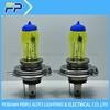 xenon yellow auto bulbs halogen lamp HOD H4 12v