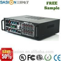 AV9999H Vietnam karaoke audio mixer amplifier