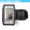 Fashion Neoprene Reflective Strap Waterproof Stretch Smartphone Sport Armband For iPhone 6 O8110-95