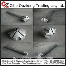 1.81g/cm3 Degassing graphite rotor for aluminum die cast