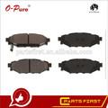 S- puro/h4h/tota pastilha de freio de disco pad carro auto peças de reposição brz/forester/impreza/legado/outback 26696-ag051/mx1114/pd1114